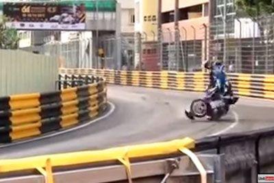 Horrifying Crash On Macau Grand Prix, Racer Daniel Hegarty Dies