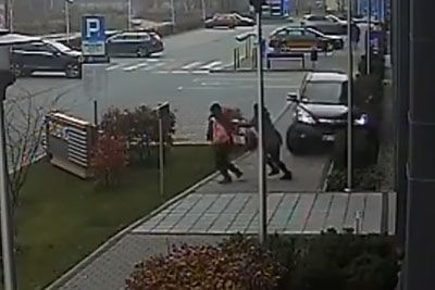 92-Year-Old Driver From Poland Drives Over Two Pedestrians