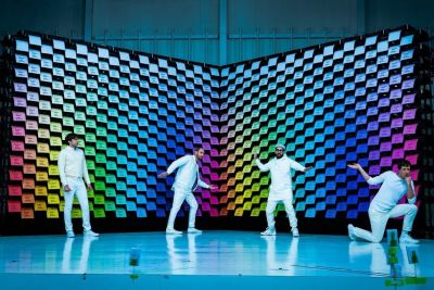 OK Go Presents New Amazing Music Video For