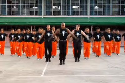 Inmates Stand Next To Each Other. What Happened Next Will Leave You Speechless!