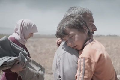 This Short About War Child Will Give You Shivers