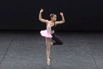 Crowd In Awe As Ballerina Spins On Stage, Then Her Performance Suddenly Changes