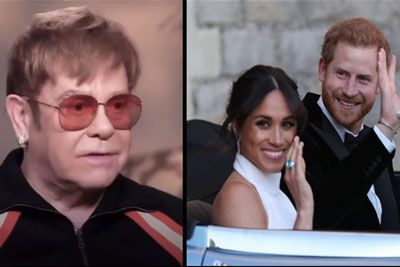 Prince Harry Had One Request For Sir Elton John That Was Kept Under Wraps