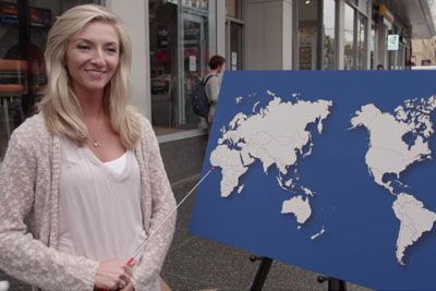 Jimmy Kimmel Asks Americans To Name One Country, Result Is Devastating