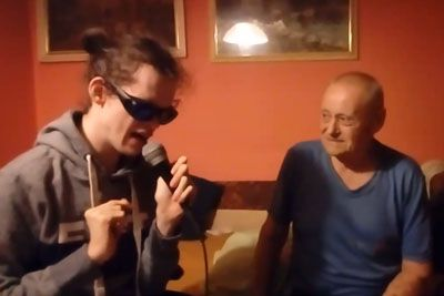 Autistic Boy Sings For His Grandpa For The First Time, Result Is Melting Hearts