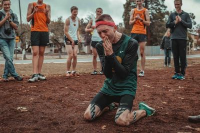 Guy With Cerebral Palsy Gets Surprised By Nike, Fells To His Knees In Tears