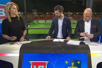 Danish Reporter Farts On Live, Evicting His Colleagues Out Of The TV Studio