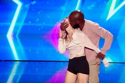 Couple Performs Touching Dance Against Domestic Violence On France's Got Talent