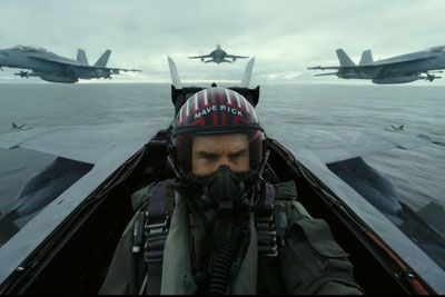 The Trailer For 'Top Gun: Maverick' Is Taking Our Breath Away