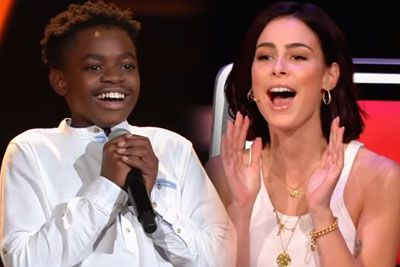 14-Year-Old Thapelo Nails Beyoncé Song