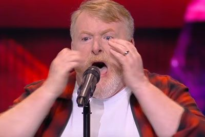 Singer From Manchester Gets Golden Buzzer On Portugal's Got Talent