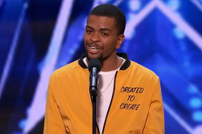 Brandon Leake Gets Golden Buzzer On AGT 2020 With Powerful Poetry