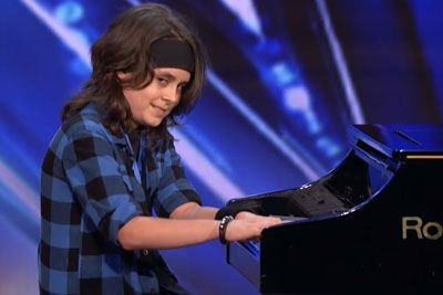 Talented Kid Jacob Velazquez Wows America With An Original Song