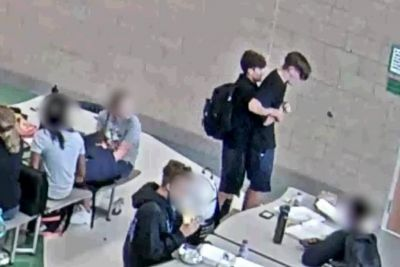 Utah Teen Saves Choking Friend With Heimlich Maneuver During School Lunch
