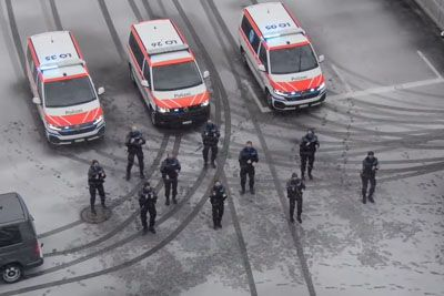 Police In Switzerland Makes The Whole Planet Smile