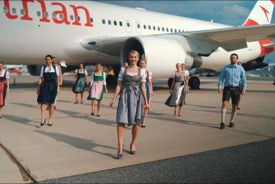Jerusalema Dance Challenge Prepared By Austrian Airlines