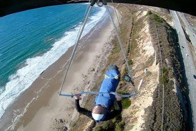 Handglider Pilot Experiences Shock, Flight Almost Kills Him
