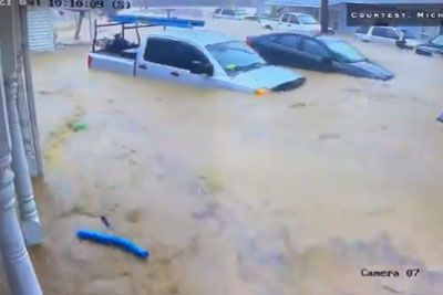 Timelapse Shows How Catastrophic The Flooding Was In Tennessee