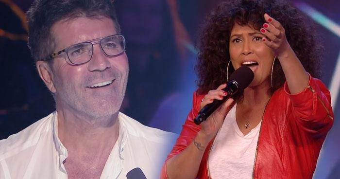 Belinda Davids Sings Whitney Houston Song Leaves Bgt Judges Speechless Klipland Com